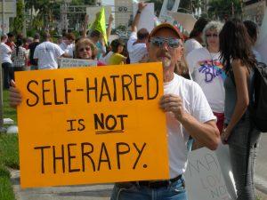 репаративная конверсионная терапия лечение гомосексуальности