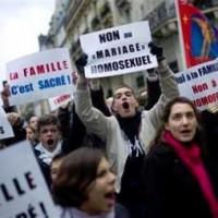 Католические епископы Франции хотят «Продолжать диалог» об однополых браках