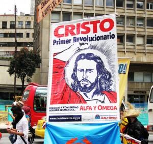 Cristo=Revolucionario
