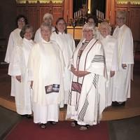 Георг Кречмар. Служение женщины в Церкви