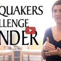Квакеры говорят. Мэгги Харрисон. Как квакеры сегодня бросают вызов традиционным гендерным ролям