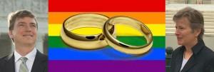 Два адвоката в деле о равенстве брака в Верховном суде — из Объединенной Церкви Христа