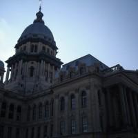 Здание капитолия штата Иллинойс в Спрингфилде