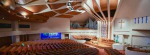 Первая баптистская церковь в Гринвилле (штат Южная Каролина)