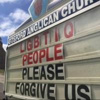 Церковь в Австралии просит прощения у ЛГБТ