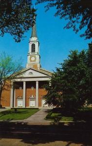 Первая баптистская церковь Мемфиса