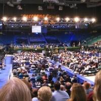 Собрание Конвенции в Балтиморе