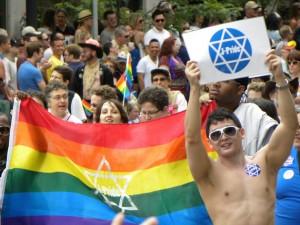 ЛГБТ-иудеи на прайде