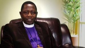 Архиепископ Уганды Стэнли Нтагали