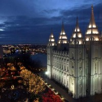 Церковь в Солт-Лейк-Сити