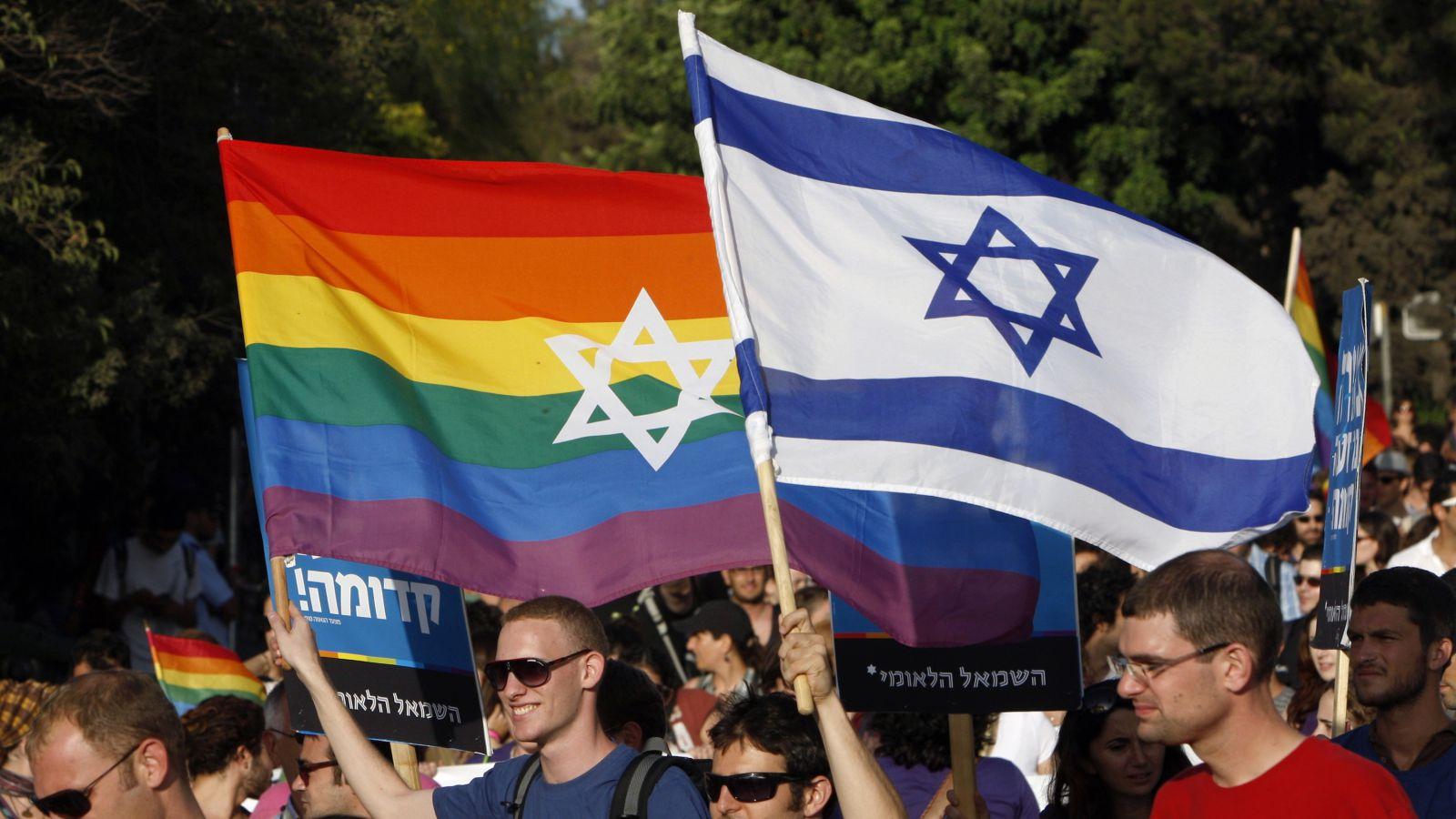 лгбт знакомства в израиле