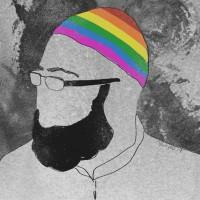 Рисунок ЛГБТ-мусульманина