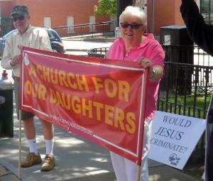 Церковь для наших дочерей