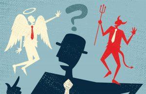 Выбор между добром и злом