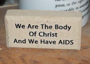 """""""Мы - тело Христово, и у нас СПИД"""""""