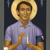 Святой Харви Милк из Сан-Франциско
