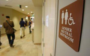 Гендерно нейтральный туалет