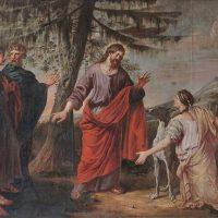 Иисус и хананеянка
