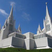 Храм в Сан-Диего