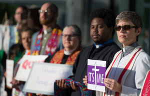 ЛГБТ-пасторы методистской церкви