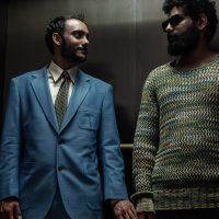 Омид Абтахи и Муса Крэйиш в роли Салима и Джинна