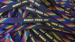Браслеты бейрутского прайда