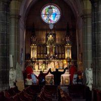 Часовня надежды в церкви Сен-Пьер-Апотр