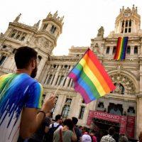 Всемирный прайд-парад в Мадриде