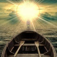 Слепящий свет Образа Бога