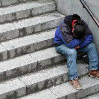 бездомные ЛГБТ