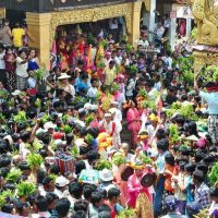 Праздника духа: неофицальный прайд Мьянмы
