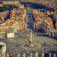 Папа Франциск поддержал гражданские союзы для ЛГБТ