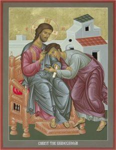 Христос жених
