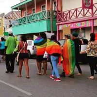 Гомофобный марш в Барбадосе превратился в прайд-парад