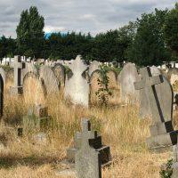 католики похороны