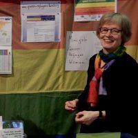 """Эва Бургдорф: """"ЛГБТ-сообщество — строители мостов между обществом и аутсайдерами"""""""