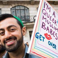 Квир-мусульманская гордость