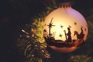 рождество и семья