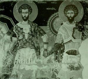 гомосексуальные святые