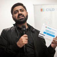 Главная правозащитная награда Италии была присуждена активисту пакистанского происхождения, гею и мусульманину