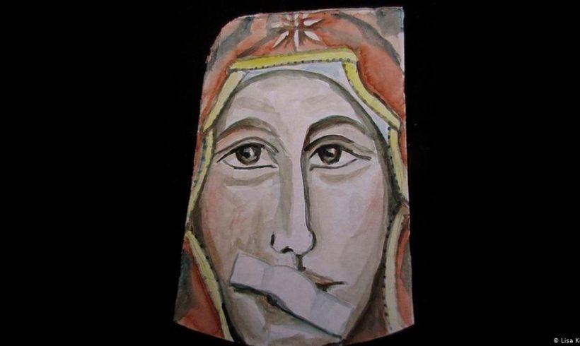 """Немецкие католички выступили с акцией за права женщин в Церкви """"Мария 2.0"""""""