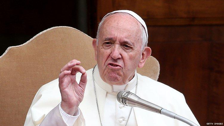 Ватикан выпустил документ, критикующий современную концепцию гендерной идентичности