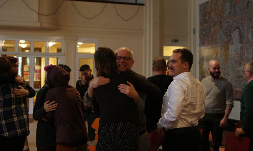 Представители Nuntiare приняли участие в Форуме ЛГБТ-христиан ВЕЦА в Берлине