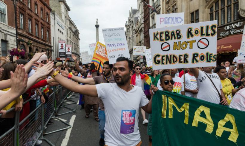 В Великобритании пройдет первый мусульманский ЛГБТ-прайд