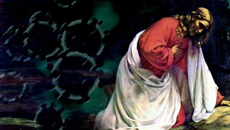 Бодрствуйте и молитесь: духовные тексты на время эпидемии COVID-19