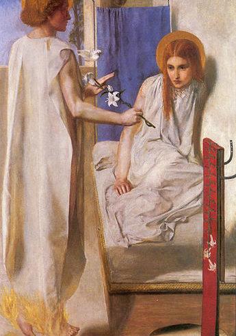 Святая Кристина Россетти: от рождественских песнопений до лесбийской поэзии