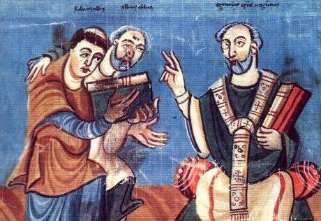 Алкуин Йоркский: гомоэротические тексты средневекового учёного и аббата