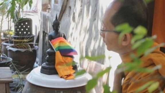 Буддийский монах-бунтарь поддерживает права ЛГБТ и право на аборт