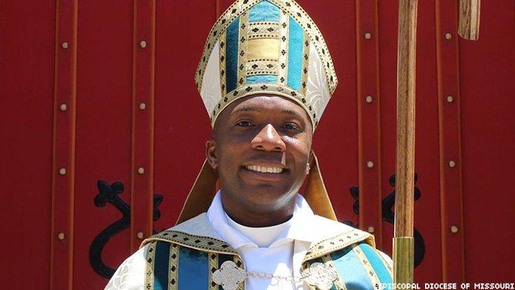 Американские епископалы рукоположили чернокожего епископа-гея
