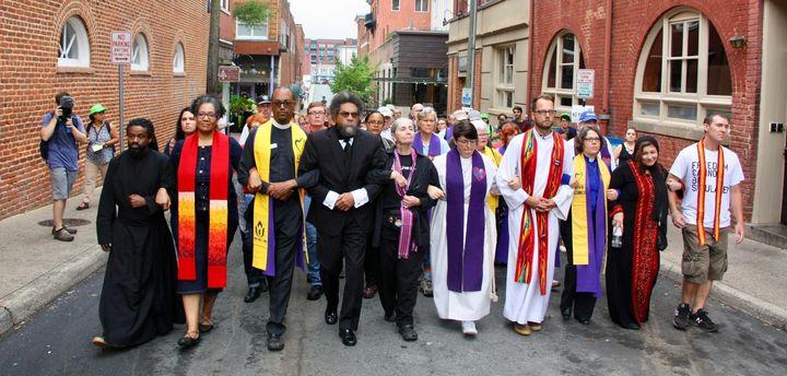 Духовность протеста
